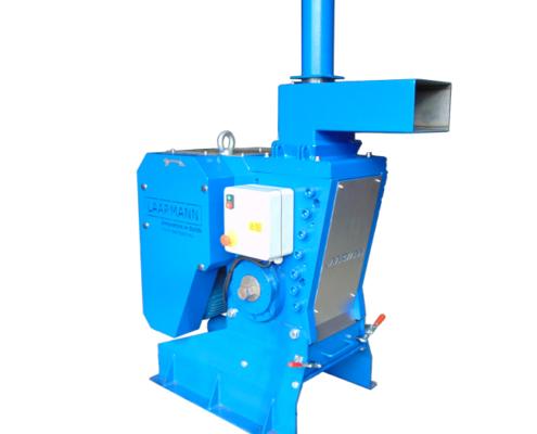 Drill core crusher