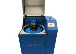 LAARMANN LM250 pulveriser ring mill