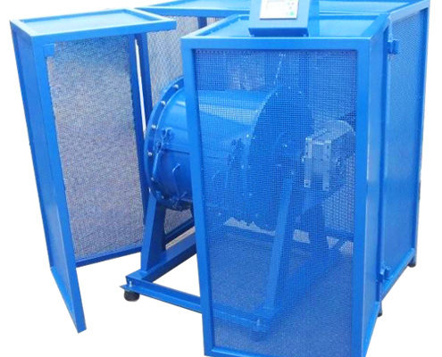 LMBM 150L Ball Mill with protection cage