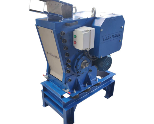 LMFC250 Fine Crusher with anti vibration frame