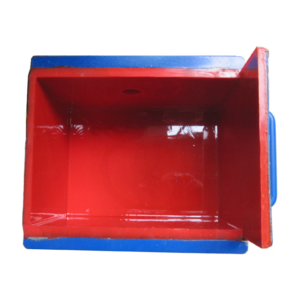 PU coated collector for jaw crusher contamination free crushing