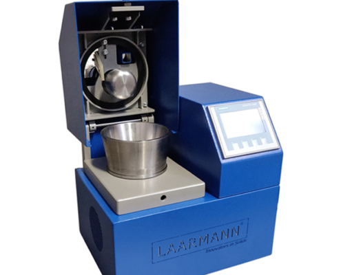 Mortar Grinder mg100 with user interface