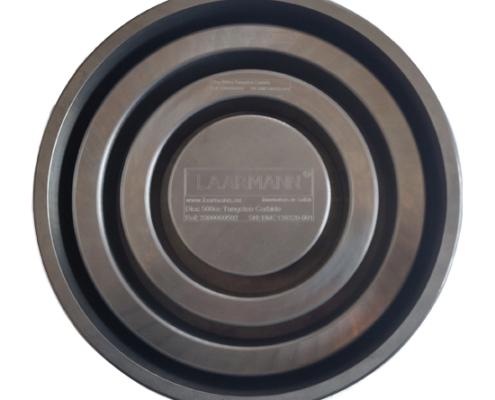 tungsten carbide 500ml set for pulveriser disc mill ring mill