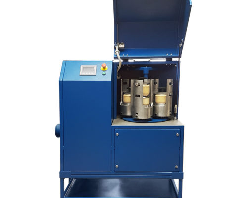 Planetary Ball Mill 8 positions grinding jars