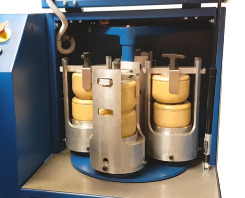 planetary ball mill open 8 grinding jars