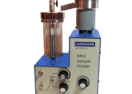 mini sample divider