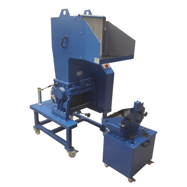 CM4000 cutting mill with collector