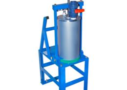 Pressure Filter floor mounted version high frame 24L